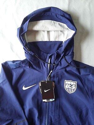 Nike Team USA Women's Navy Hyper Shield Full Zip Jacket