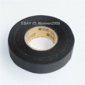 s l300 10pcs wiring loom harness adhesive cloth fabric tape 19mm 25m wiring loom harness adhesive cloth fabric tape at alyssarenee.co