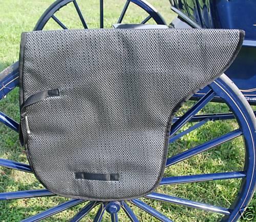 OverGröße premium neoprene type Australian saddle pad