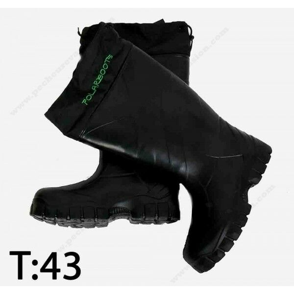 BOTTES POLAIRE THERMO BOOTS  ( Grand froid ) T 43