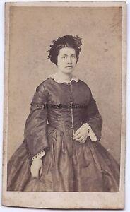 CDV Da Fournier Limoges Francia Europa Vintage Albumina Ca 1860