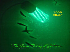 Submersible/Underwater/ Green LED Night Fishing Light 150 LEDs Boat Dock or Pier