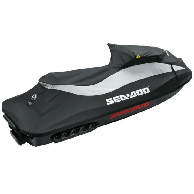 Sea-Doo New OEM, Branded Cover GTS GTI Weather Resistant Heavy Duty, 295100722