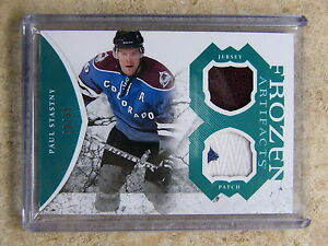11-12-UD-Artifacts-Dual-Jersey-Patch-FA-PS-PAUL-STASTNY-35