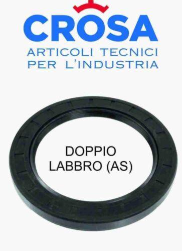 PARAOLIO DOPPIO LABBRO 25 X 47 X 7 IN GOMMA