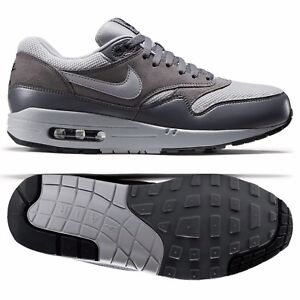 new arrivals c8a00 ba7de Image is loading Nike-Air-Max-1-Essential-537383-019-Wolf-