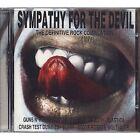 Sympathy for the devil GUNS N' ROSES SONIC YOUTH SLASH AEROSMITH CD 1995 SEALED