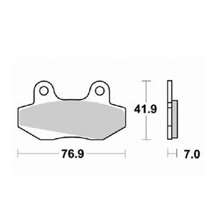 Pastiglie-freno-Hyosung-Gv-650-aquila-2006-2010-anteriore-S1053-Kyoto