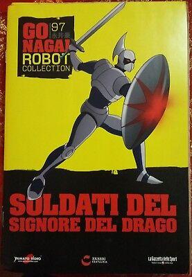 Appena Fascicolo Go Nagai Robot Collection 97 Soldati Del Signore Del Drago - Jeeg