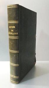 Oeuvres-Di-Malfilatre-N-Edizione-M-L-1825-Jehenne-Parigi-Frontespizio-ABE