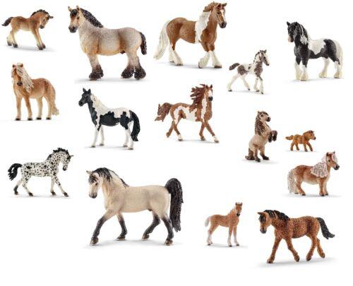nuevo! Schleich novedades 2015 todos los nuevos caballos y ponis para la selección