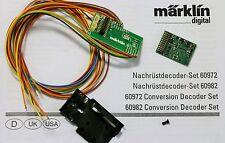 New Marklin Digital 60972 mLD3 Locomotive Decoder mFX & DCC w/ Fast US Shipping