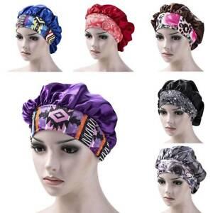 Women-Night-Sleep-Cap-Head-Wrap-Turban-Satin-Chemo-Cap-Hair-Loss-Bonnet-Beanie