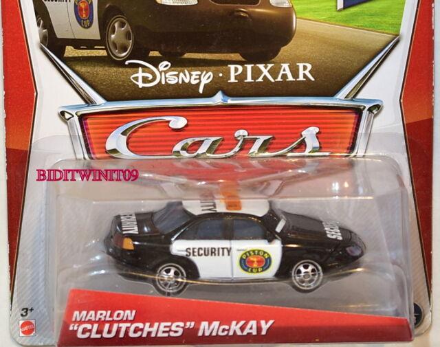 Voitures Disney Pixar 2013 Piston Coupe Marlon Embrayages Mckay