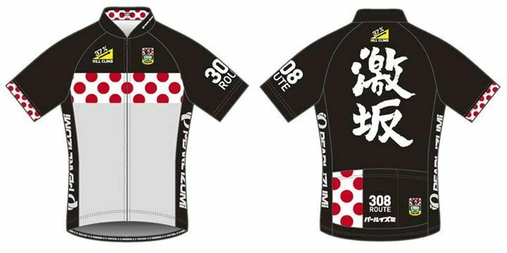 Japan LIMITED edition - Pearl Izumi jersey, men's medium (or Asian size Large)