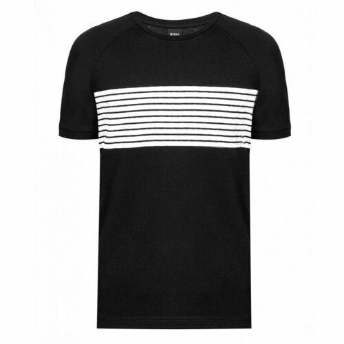 Boss Green Hugo Boss Teera Logo T-Shirt Black 50426204