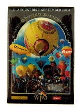 WARSTEINER BALLON Pin / Pins - WERBEPLAKAT 2001 (3198)