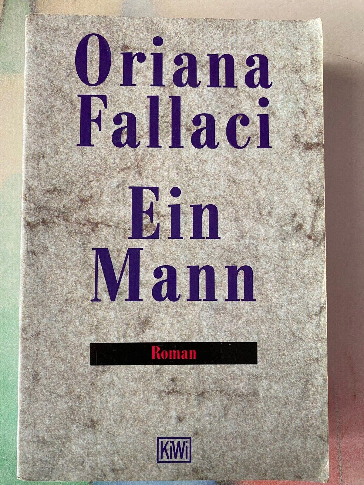 Ein Mann von Oriana Fallaci (1997, Taschenbuch) p305 - Oriana Fallaci