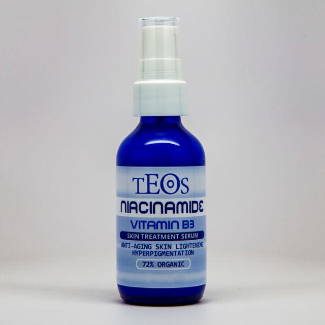 Niacinamide Vitamin B3 Serum / Cream w/ Hyaluronic Acid Anti-Aging / Acne 1.2oz