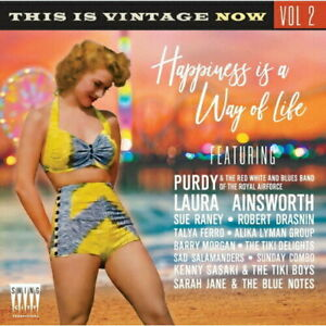 V.A.-THIS IS VINTAGE NOW VOL.2: HAPPINESS IS A...-IMPORT MINI LP CD Ltd/Ed E73