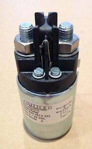 LAYHER-200-Amp-Power-Relay-N-O-Contact-24-Volt-Coil-Part-No-200-200-2412-211