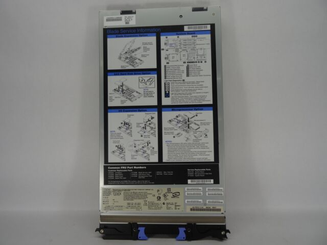 12MB 46M0600 43W6100 IBM HS21 SYSTEM BOARD