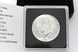 1-2-Dollar-Silber-Kennedy-1964