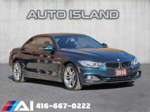 2014 BMW 4 Series NAVIGATION**AWD**LOW KM'S