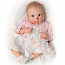 A Moment in My Arms Ashton Drake Doll By Linda Murray 20 inches