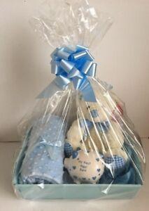 Baby Boy Gift Basket Baby Hamper Baby Shower Gift New Born Baby Boy