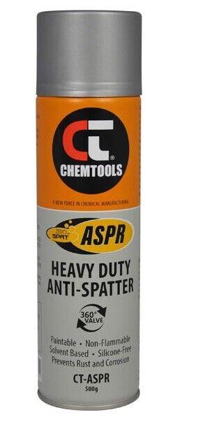 CT-ASPR-500 Anti-Spatter Grinding 500g Aerosol Weld ASPR Heavy Duty
