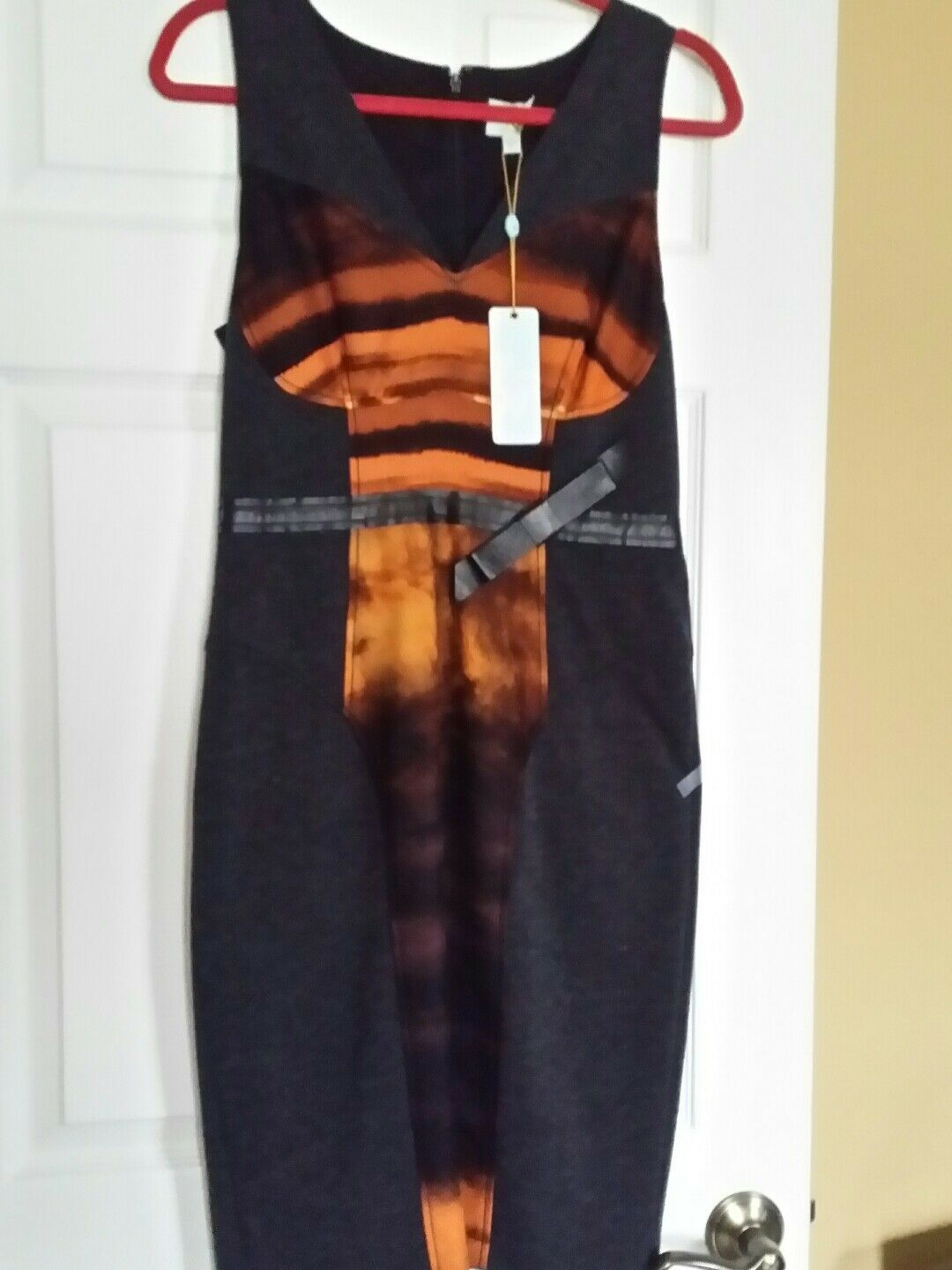 NWT Tracy Reese women jersey dress size 8