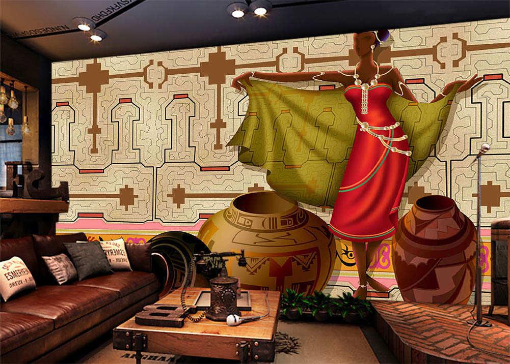 Beautiful Dress 3D Full Wall Mural Photo Wallpaper Printing Home Kids Decor
