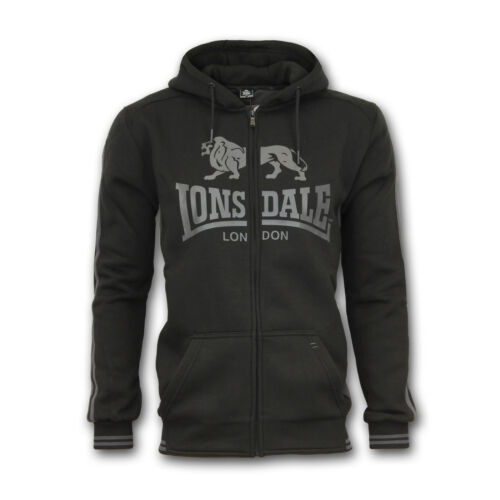 LONSDALE Kapuzen Jacke Hoody Sweatshirt Pulli Pullover S M L XL XXL XXXL XXXXL
