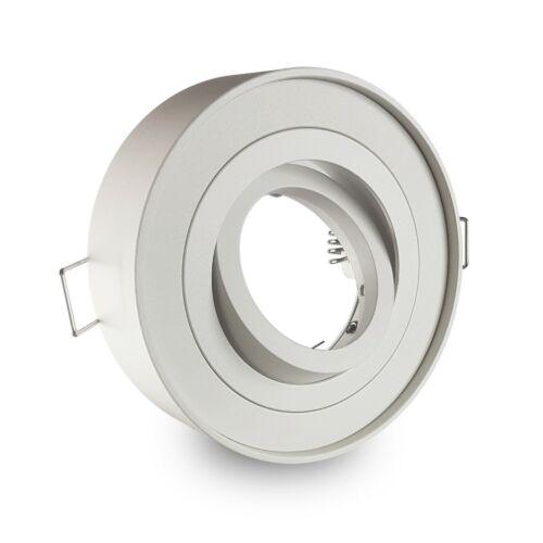 230V LED Aufbaustrahler Einbaustrahler Deckenleuchte Deckenspot schwenkbar 12V