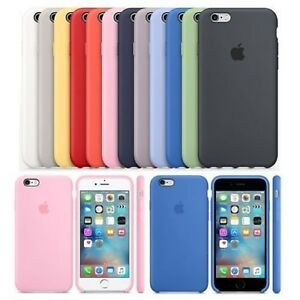 enorme sconto 0551c 9337c Details about Premium Colourful Slim Matte Hard Plastic Back Case Cover For  iPhone 6S iPhone 6