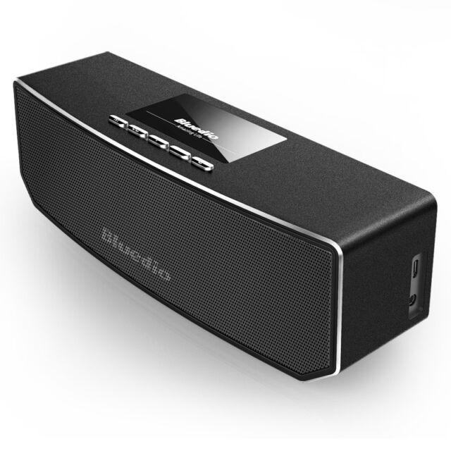 Bluedio CS4 Wireless Bluetooth Speaker Mini Portable Stereo Sound System Boombox