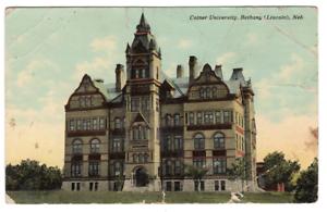 Vintage-Postcard-Cotner-University-Bethany-Lincoln-Nebraska-J20