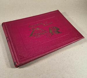 Rare-c-1898-Book-SOUVENIR-OF-EGYPT-George-Ch-Dovas-Cairo-150-Photos-Signed