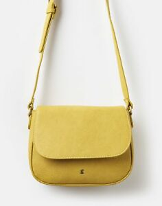 b9683b56a0b8c Joules Womens 204144 Saddle Bag ONE in ANTIQUE GOLD in One Size