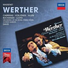 Massenet: Werther [2 CD], New Music