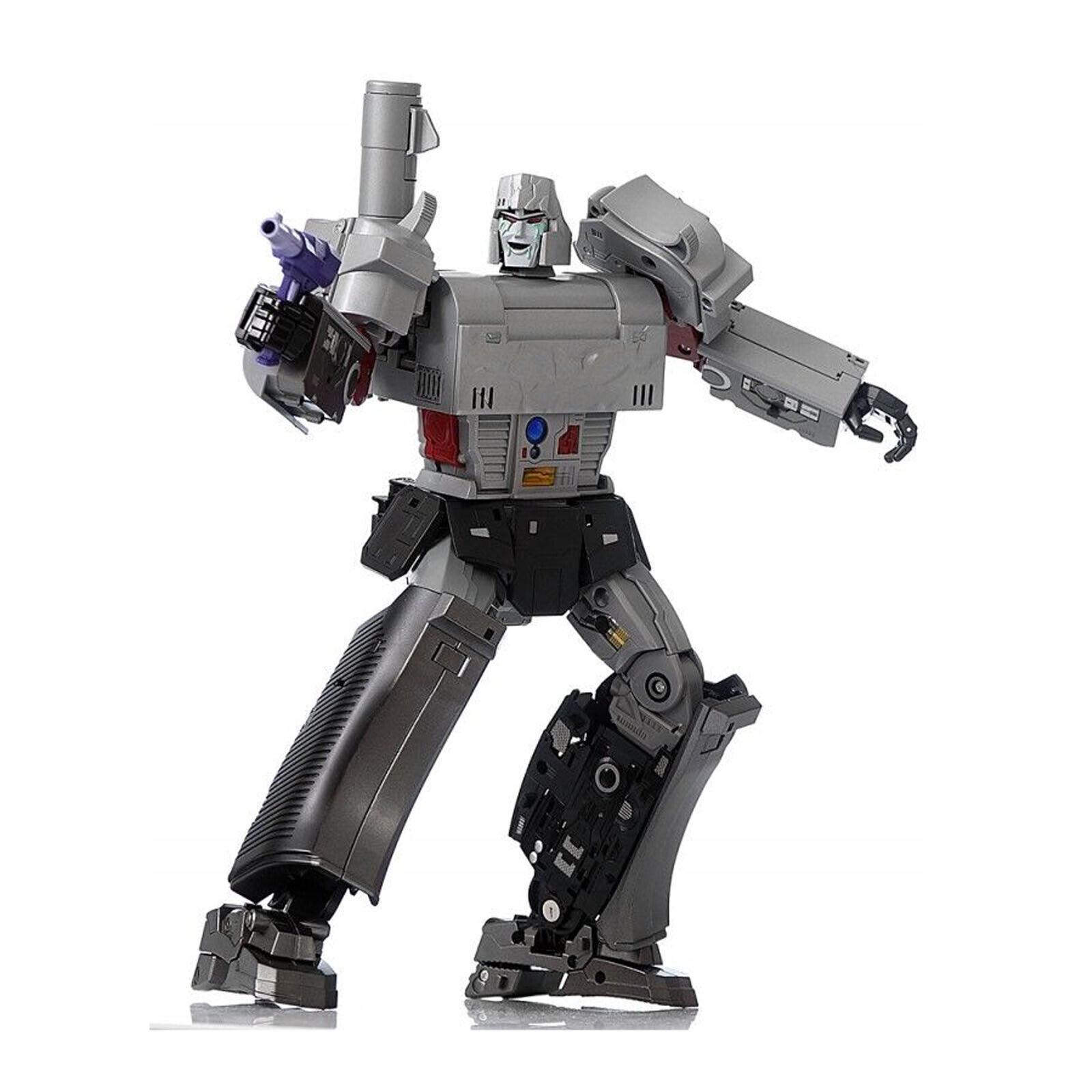 tienda en linea Transformers WJ WJ WJ WEIJIANG NE-01 obra maestra Colección Nuevo Megamaster robot fuerza  tienda de venta en línea