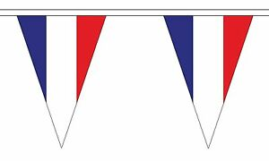 Union Jack 5M Triangle Flag Bunting 12 Flags Triangular