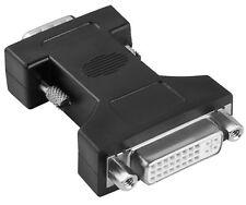 mumbi Adapter VGA Stecker an DVI Buchse Monitoradapter Kupplung Verbindung