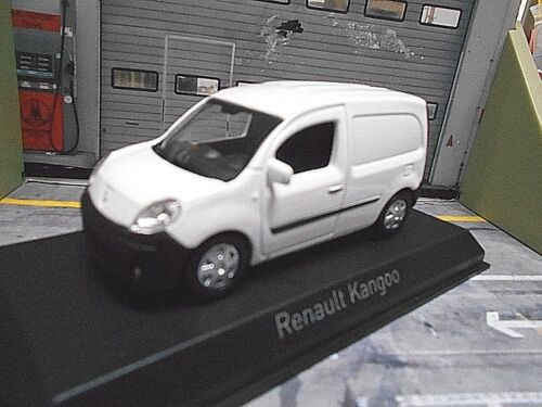 RENAULT Kangoo Lieferwagen Van weiss white 2007 Sonderpreis Norev 1:43