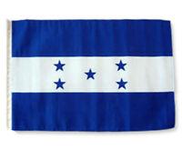 12x18 12x18 Honduras Sleeve Flag Boat Car Garden