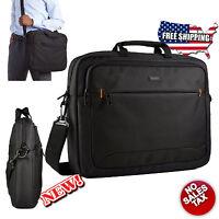 17.3 Laptop Bag 17 Inches Notebook Briefcase Tablet Carrying Shoulder Bag Case
