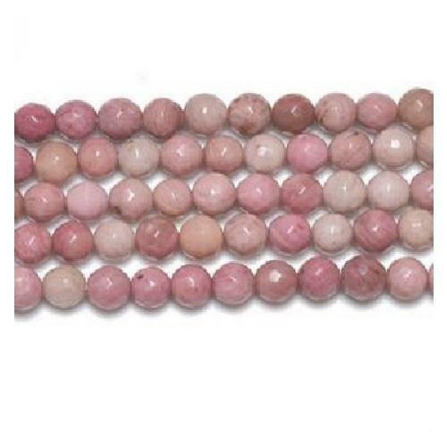 500+pcs red dyed 6mm round wood beads jewellery making craft UK