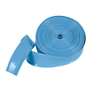 Backwash hose 1 5 x 200 feet for swimming pools ebay for Pool 5 in 1 tabs