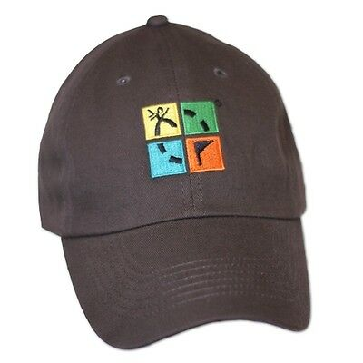 Official Geocaching Hat / Cap - Available In Several Colours - One Size Fits All